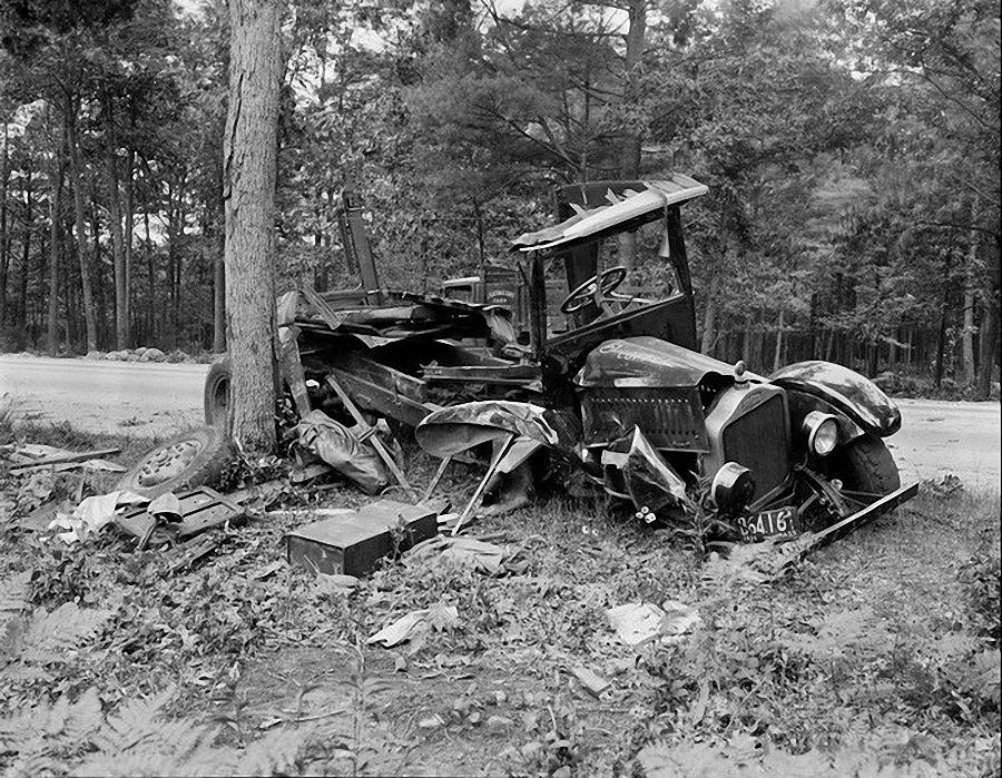 Фотогалерея аварий начала XX века (14)