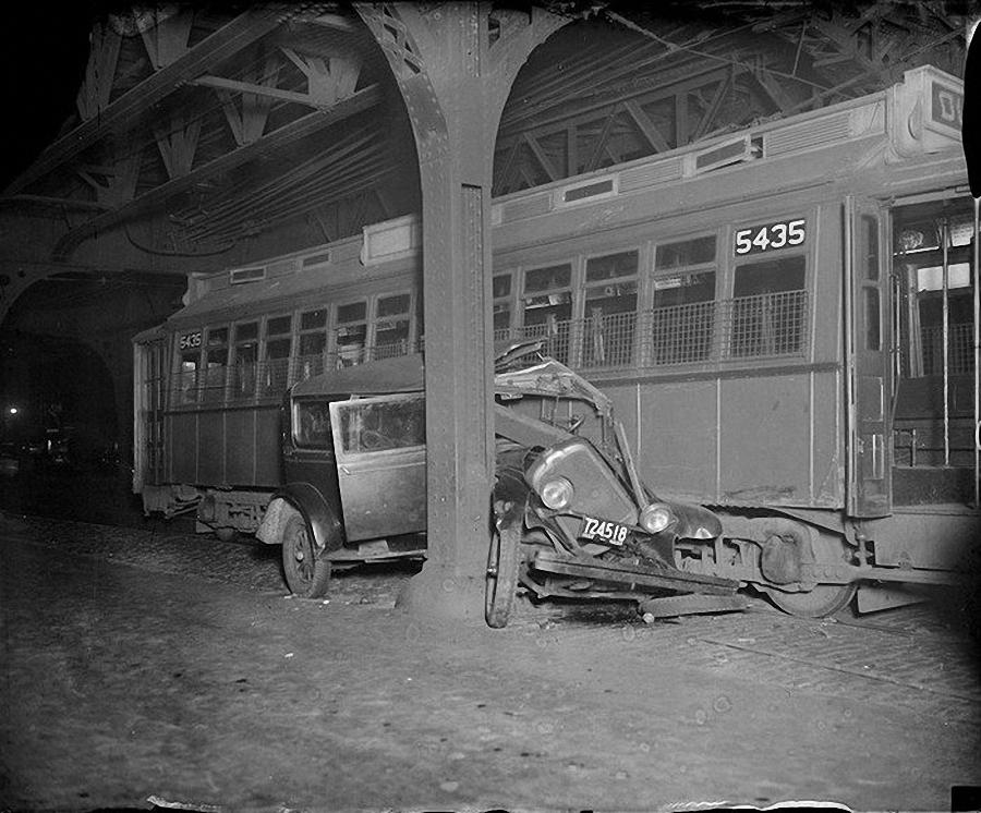 Фотогалерея аварий начала XX века (16)