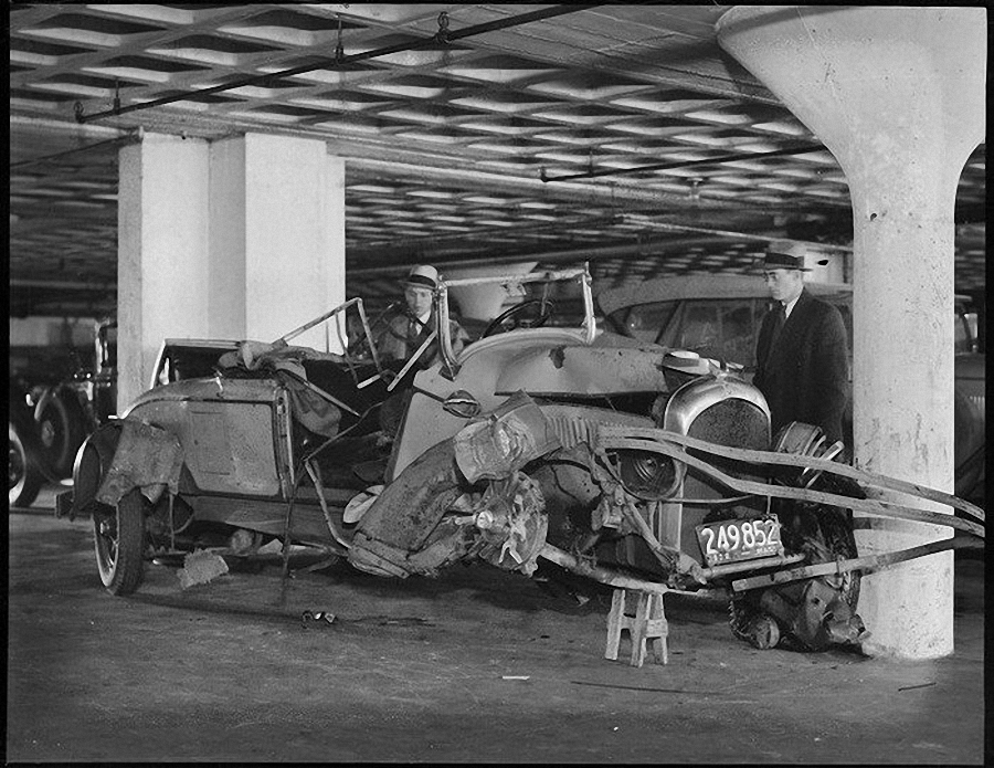 Фотогалерея аварий начала XX века (17)