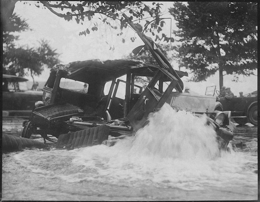 Фотогалерея аварий начала XX века (18)