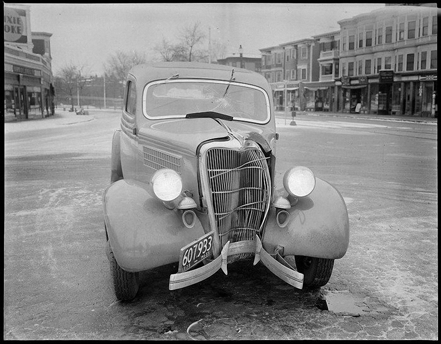 Фотогалерея аварий начала XX века (19)