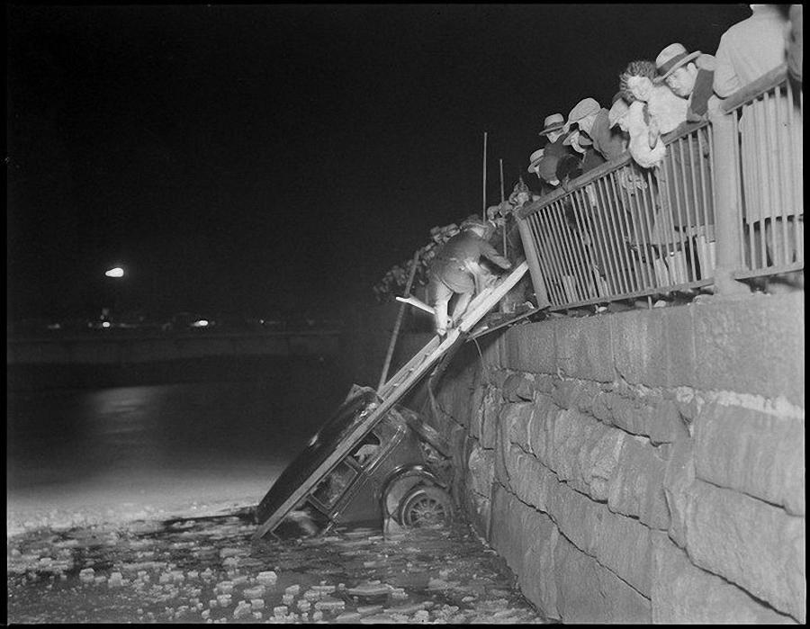 Фотогалерея аварий начала XX века (3)