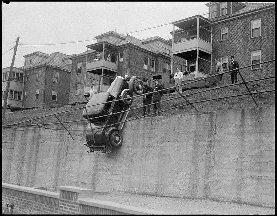 Фотогалерея аварий начала XX века (23)