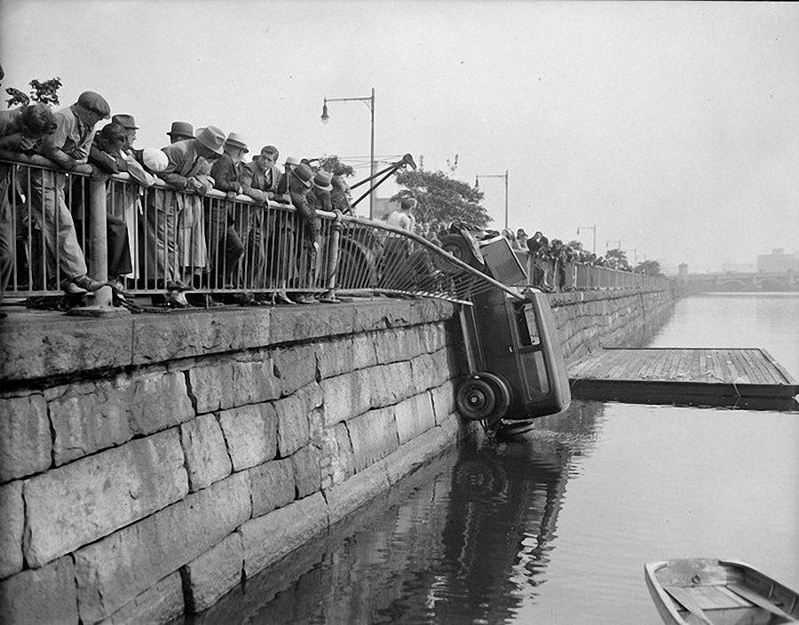 Фотогалерея аварий начала XX века (25)