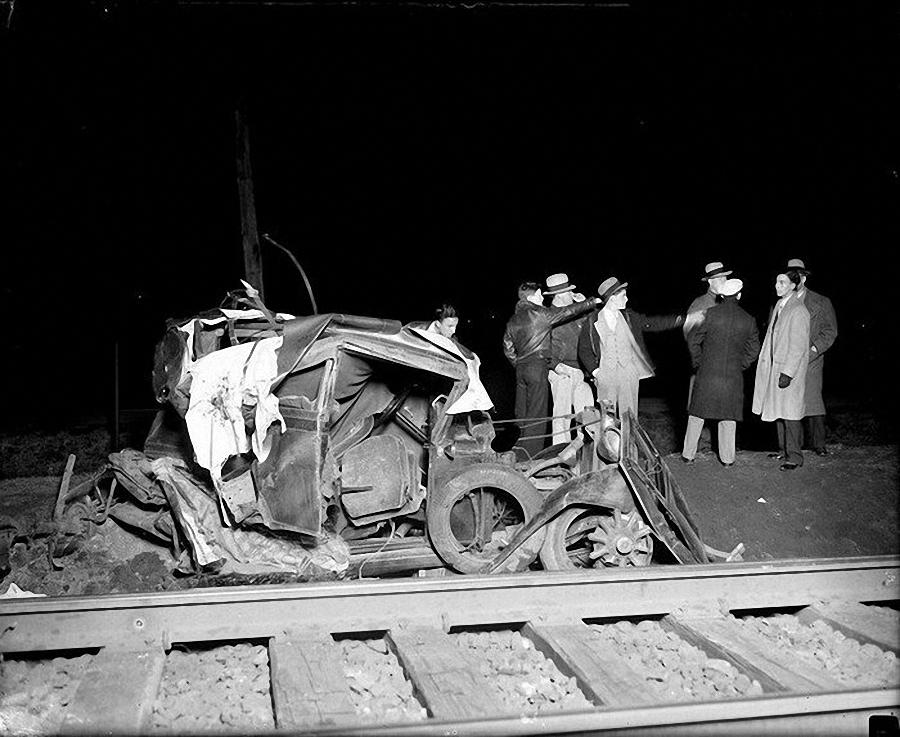 Фотогалерея аварий начала XX века (29)