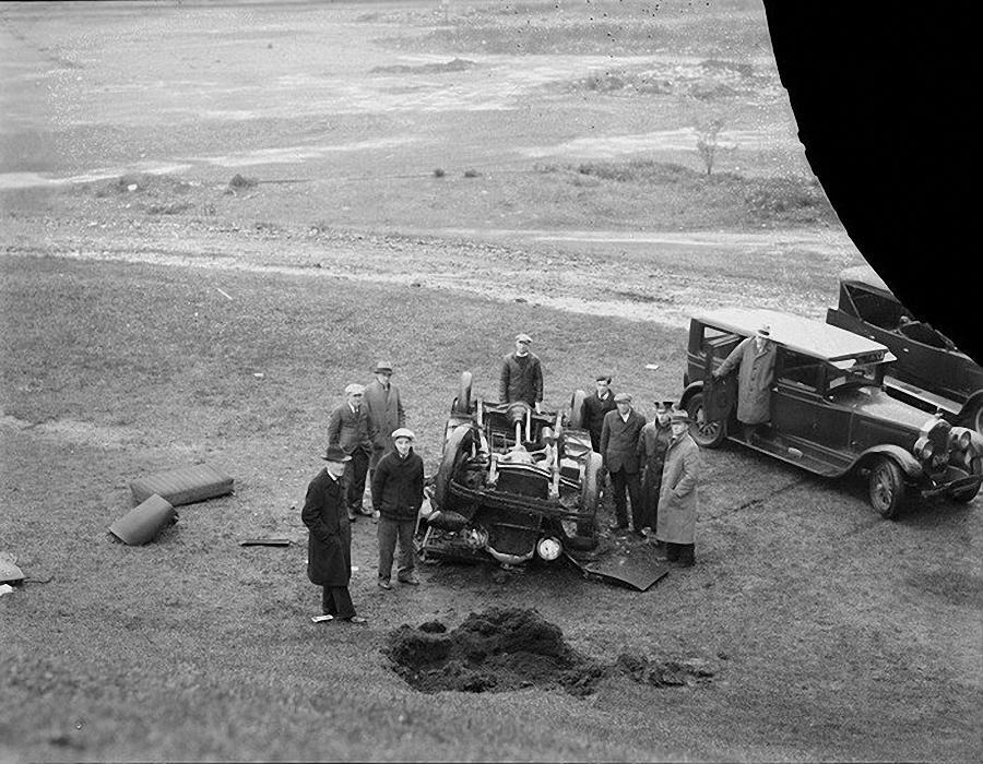 Фотогалерея аварий начала XX века (5)