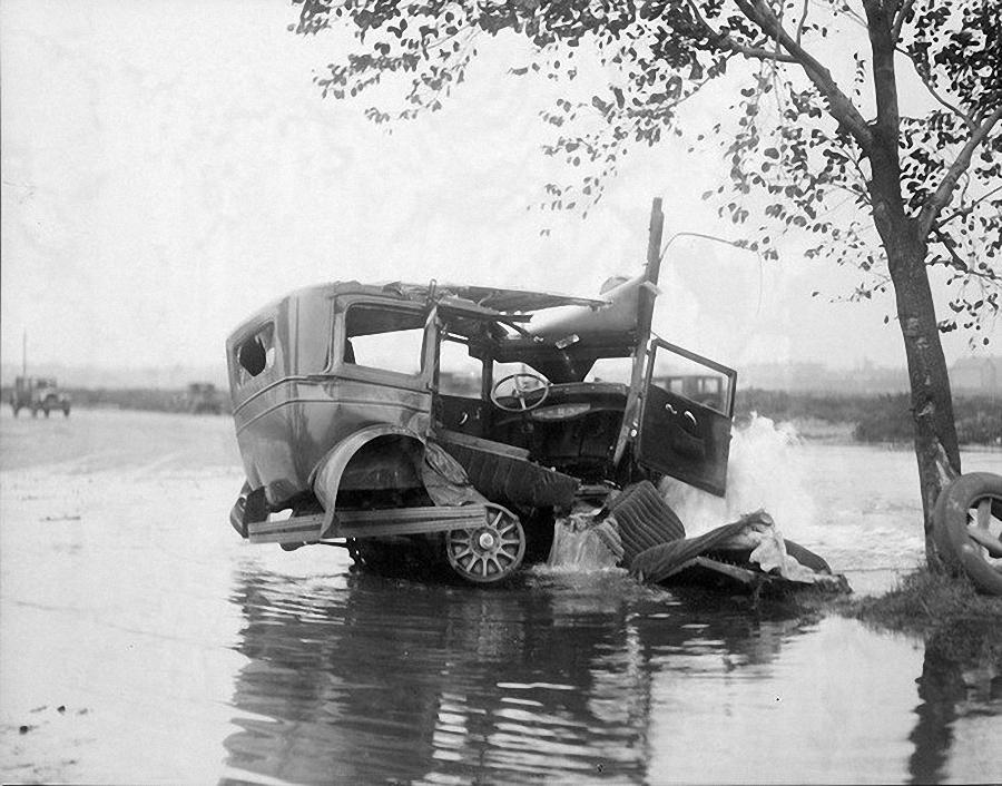 Фотогалерея аварий начала XX века (6)