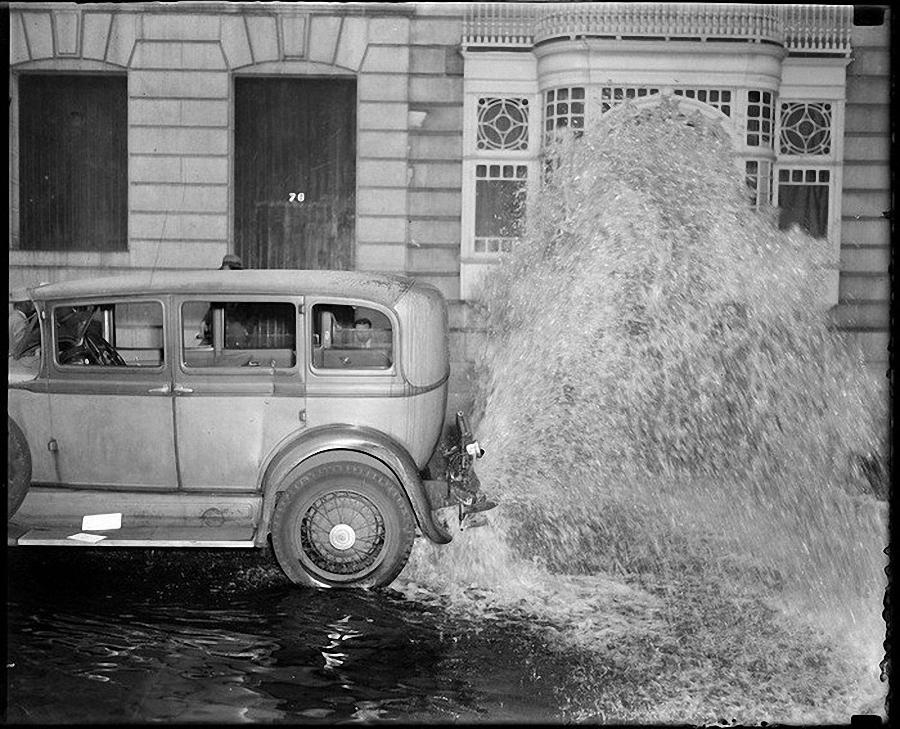 Фотогалерея аварий начала XX века (10)