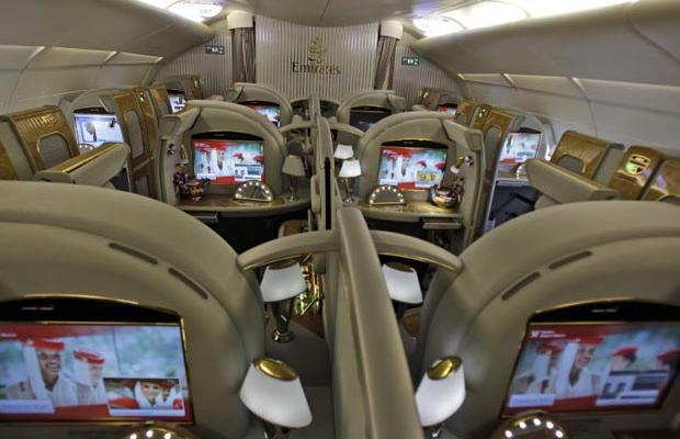 Фотогалерея нового терминала в Дубаях (2)