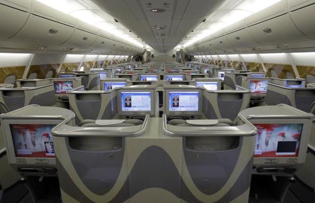 Фотогалерея нового терминала в Дубаях (3)