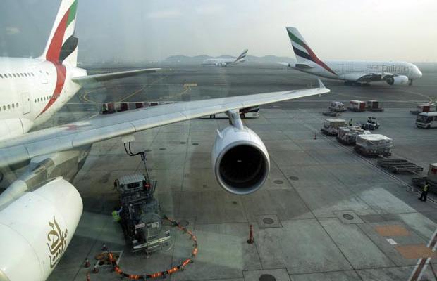 Фотогалерея нового терминала в Дубаях (4)