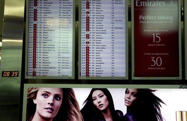 Фотогалерея нового терминала в Дубаях (10)