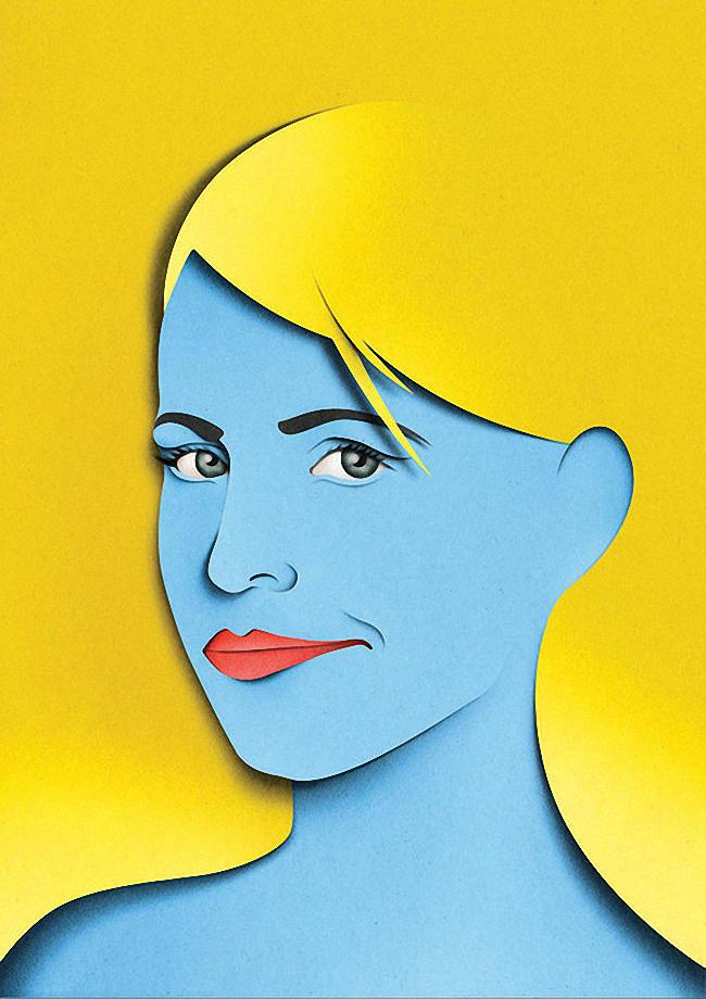 Бумажные 3D иллюстрации от Эйко Ояла (Eiko Ojala) (4)