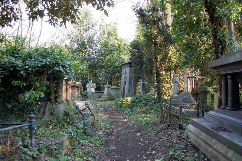 Необычные экскурсии по кладбищам (12)