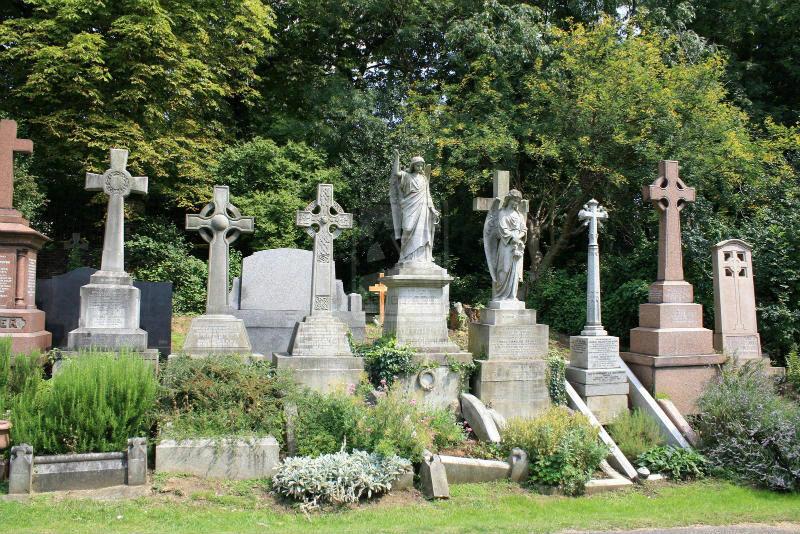 Необычные экскурсии по кладбищам (14)