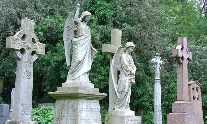 Необычные экскурсии по кладбищам (5)