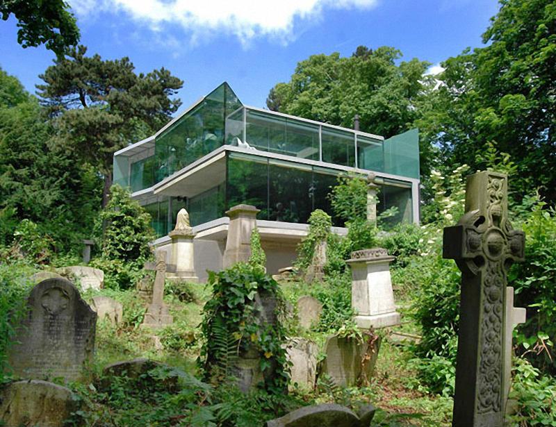 Необычные экскурсии по кладбищам (7)