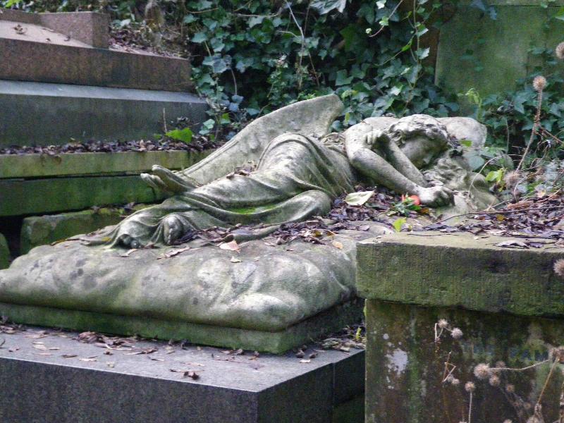 Необычные экскурсии по кладбищам (9)