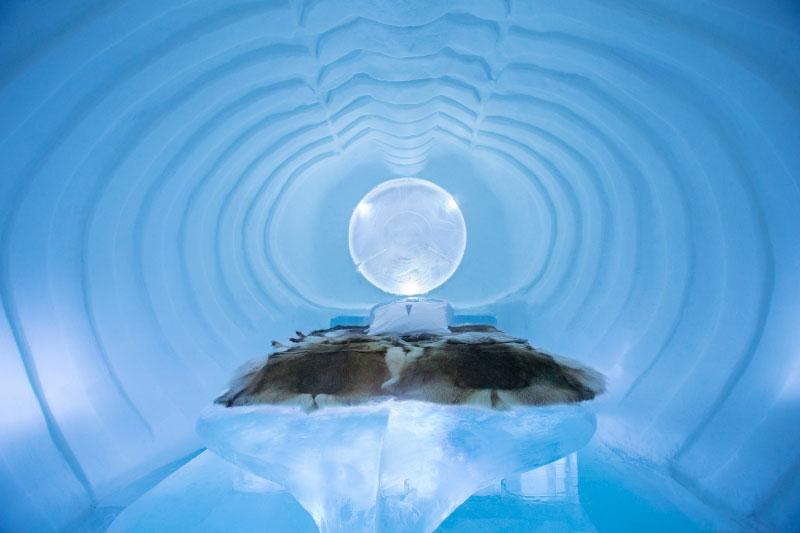 ICEHOTEL - самый необычный ледяной отель (2)