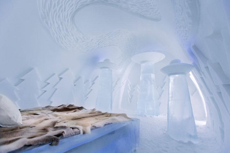 ICEHOTEL - самый необычный ледяной отель (14)