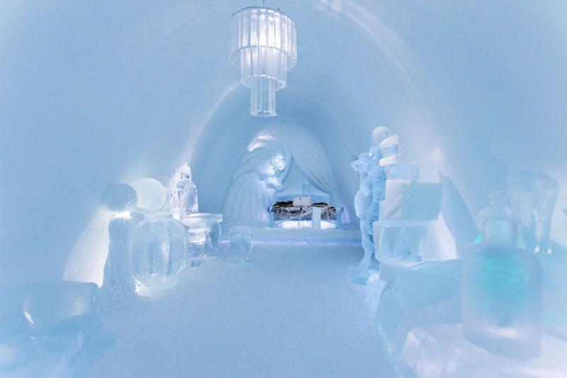 ICEHOTEL - самый необычный ледяной отель (3)