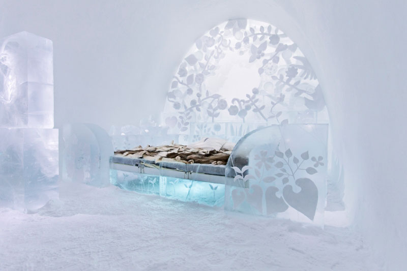 ICEHOTEL - самый необычный ледяной отель (5)