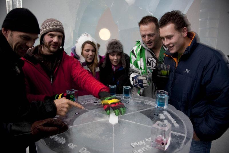 ICEHOTEL - самый необычный ледяной отель (9)