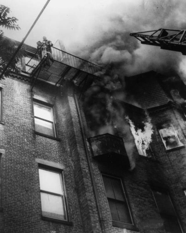Бостонские пожарные
