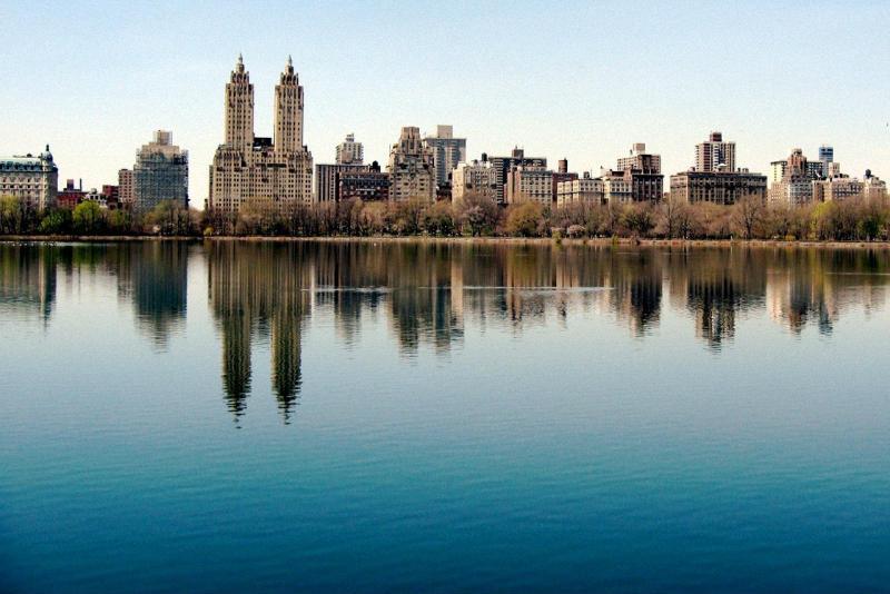 Весна в центральном парке Нью-Йорка (3)