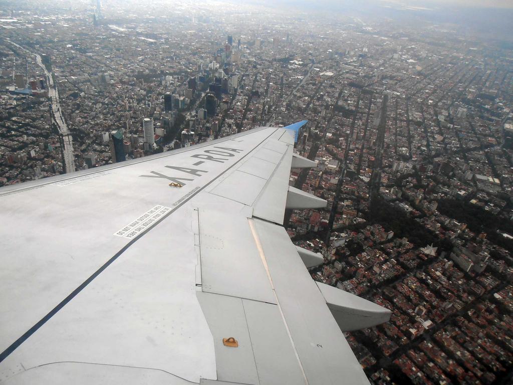 Мир с окна самолета (38)