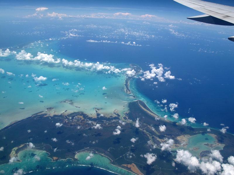 Мир с окна самолета (36)
