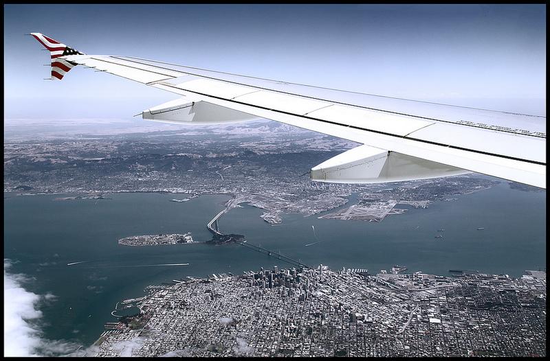 Мир с окна самолета (35)