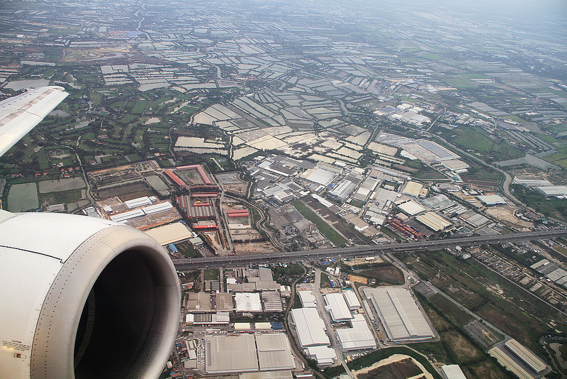Мир с окна самолета (31)