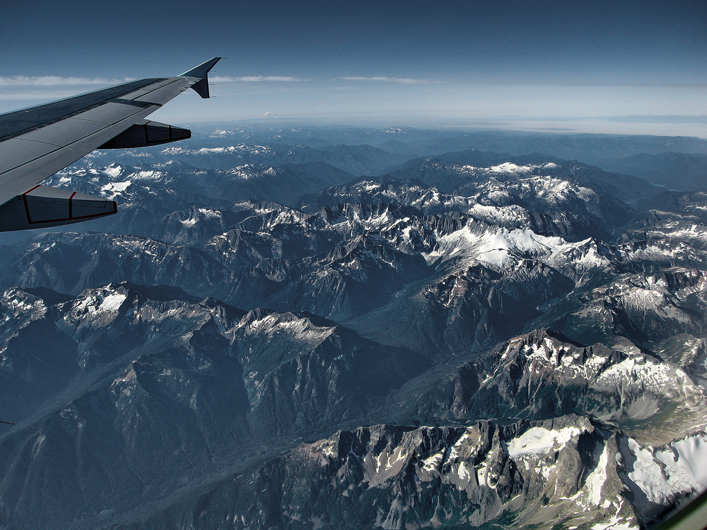 Мир с окна самолета (48)