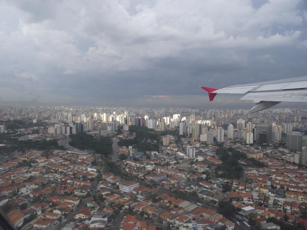Мир с окна самолета (29)