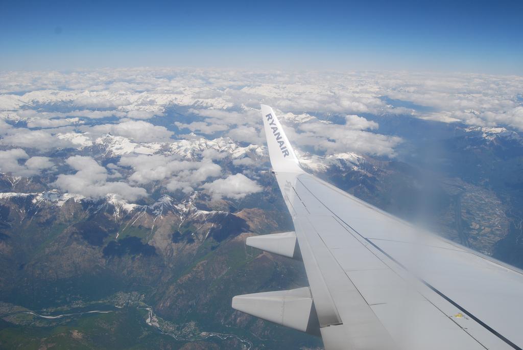 Мир с окна самолета (25)