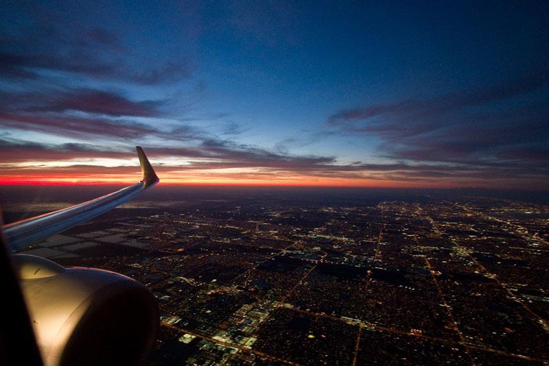 Мир с окна самолета (24)