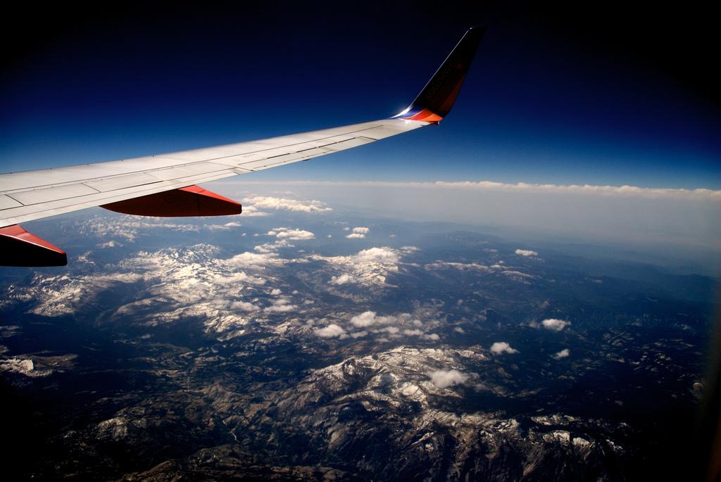 Мир с окна самолета (22)