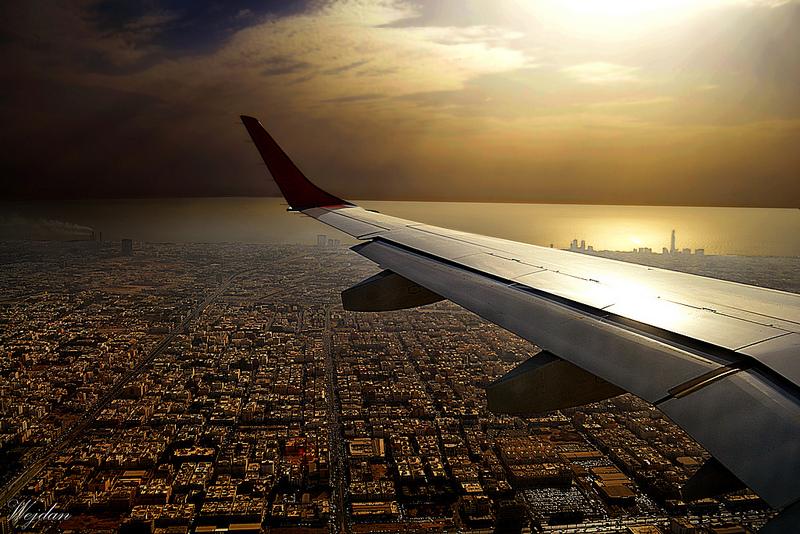 Мир с окна самолета (17)