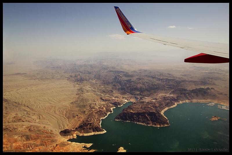 Мир с окна самолета (16)