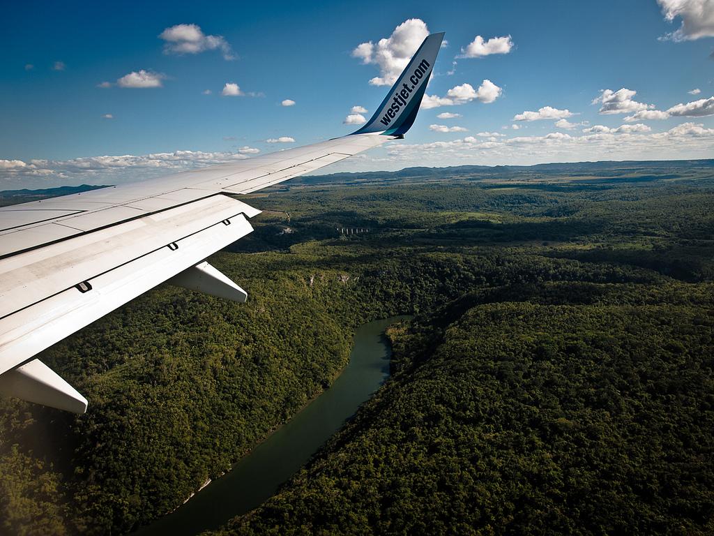 Мир с окна самолета (13)