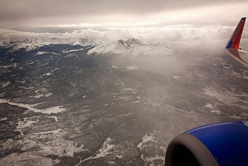 Смотреть на мир с окна самолета