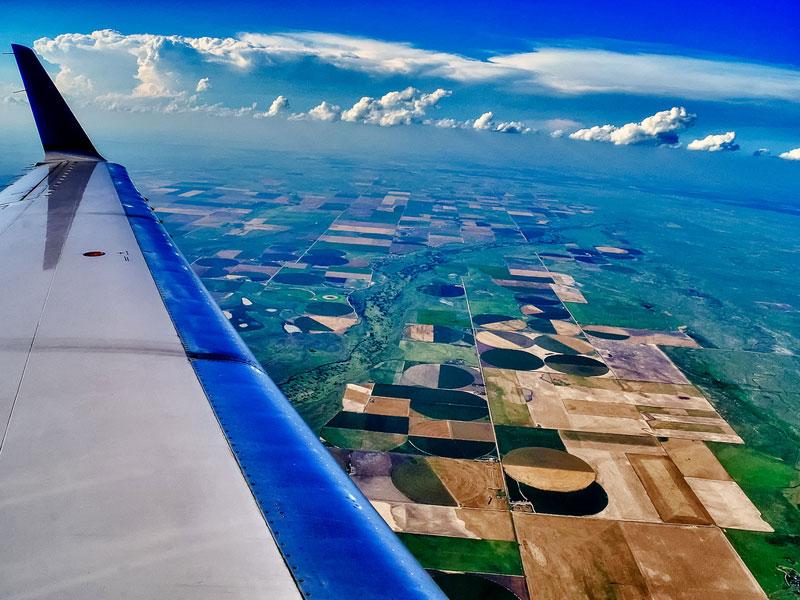 Мир с окна самолета (46)