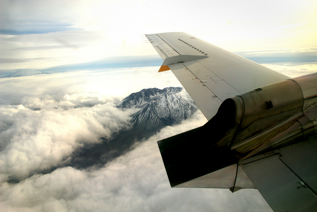 Мир с окна самолета (10)