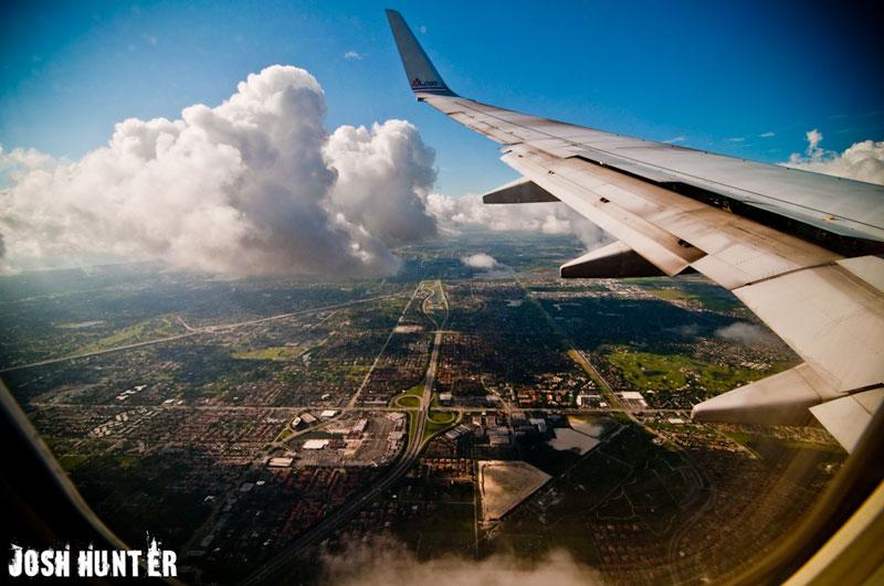 Мир с окна самолета (6)