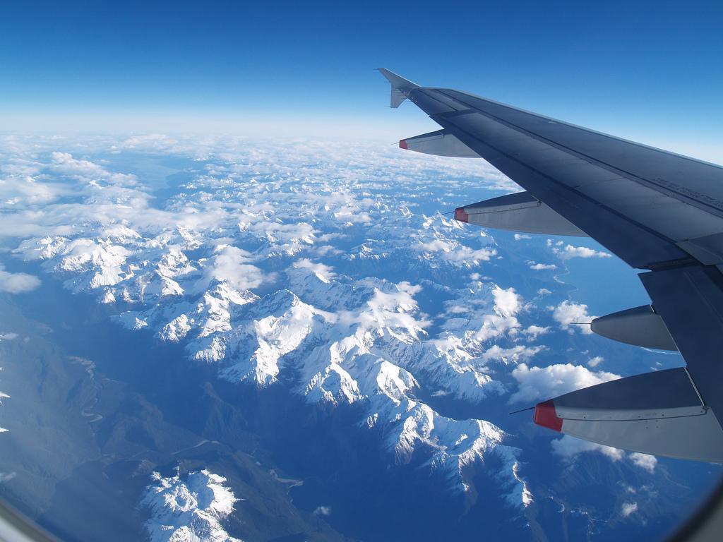 Мир с окна самолета (5)