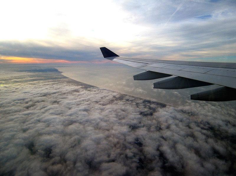 Мир с окна самолета (4)