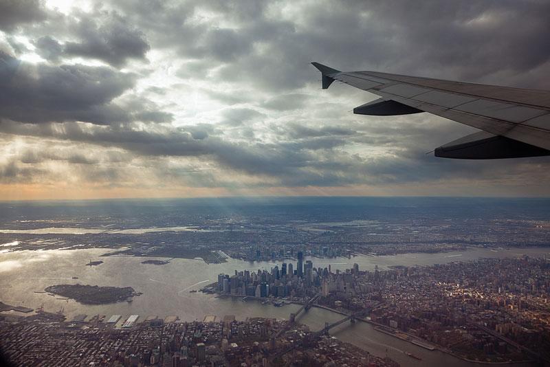 Мир с окна самолета (2)