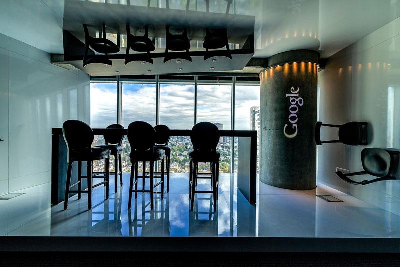 Креативный офис от Google в Тель-Авиве (14)
