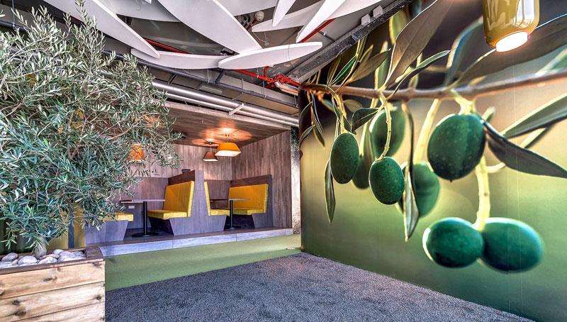 Креативный офис от Google в Тель-Авиве (21)